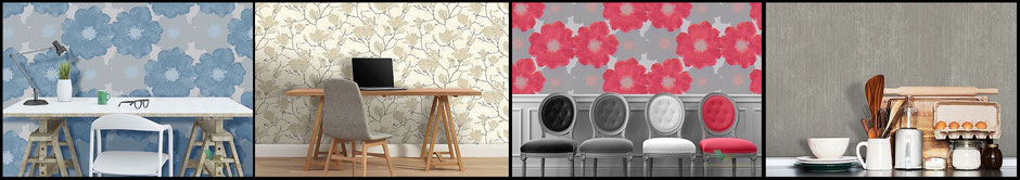 Atlas Wallcoverings' new collection Temptation