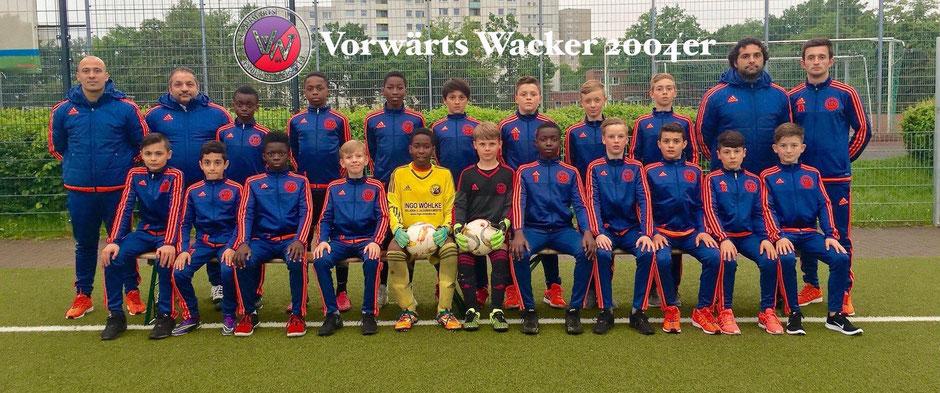 SC Vorwärts Wacker 04