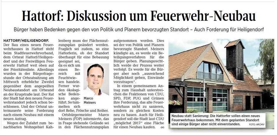 Wolfsburger Allgemeine Zeitung, 17.02.2017