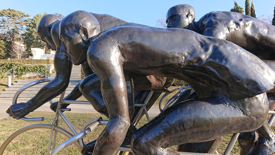 Statut vélo d'occasion