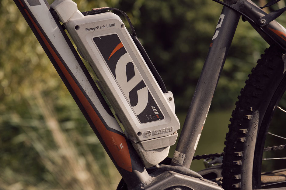 Batterie de vélo bosch d'occasion