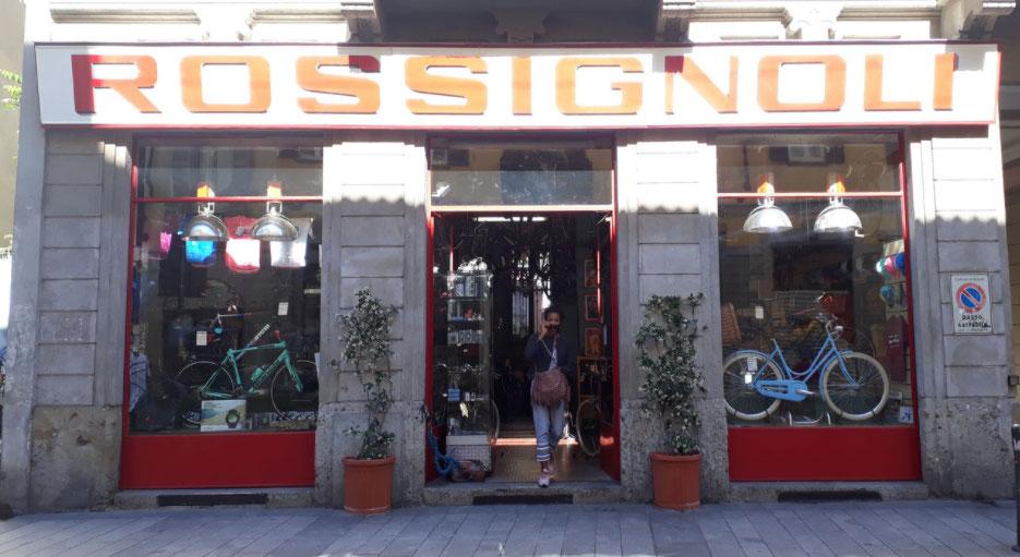 Boutique de vélos d'occasion