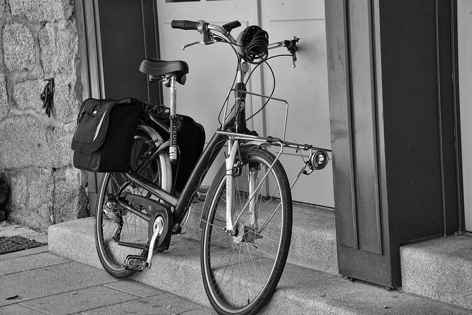 vélo d'occasion hollandais