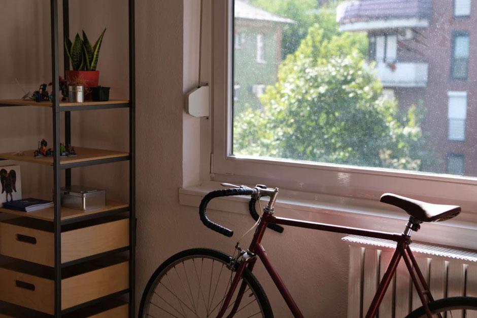 vélo de route vintage marron