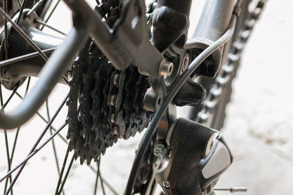 dérailleur d'occasion pour vélo