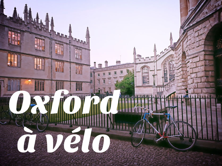 Oxford à vélo d'occasion