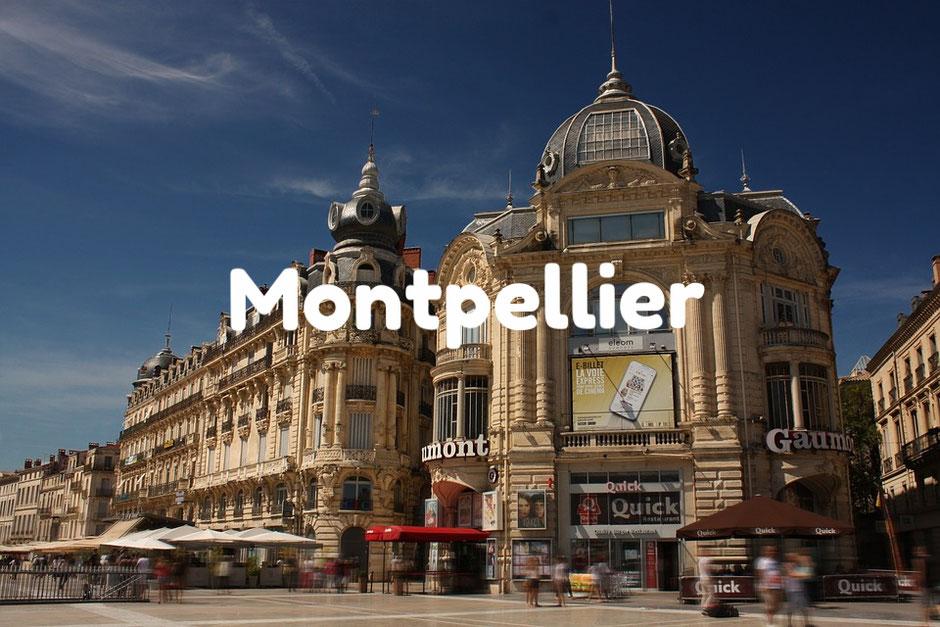 Trouver un vélo d'occasion à Montpellier