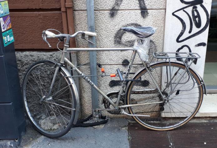 vélo legnagno vintage