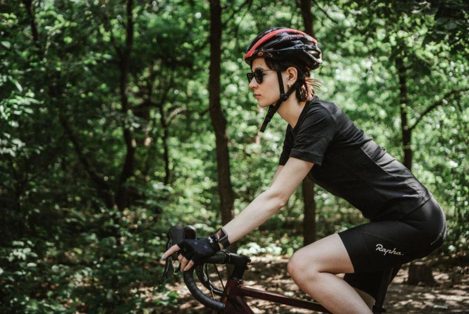 Casque vélo pour femme