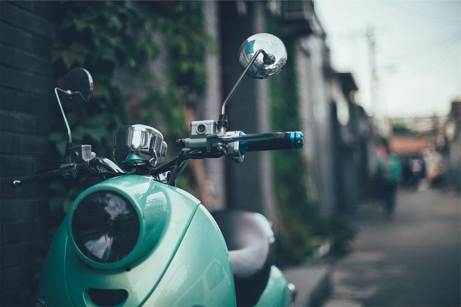 Rétroviseur scooter