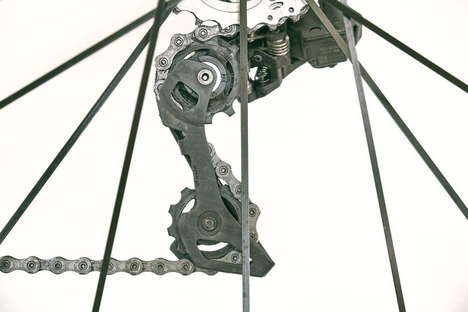 Chaine de vélo d'occasion