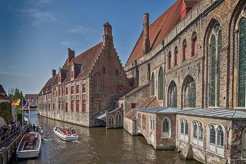 Bruges, une ville douce et chaleureuse