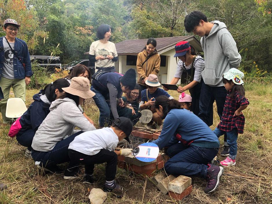 2019.11.3 スタッフ野外研修