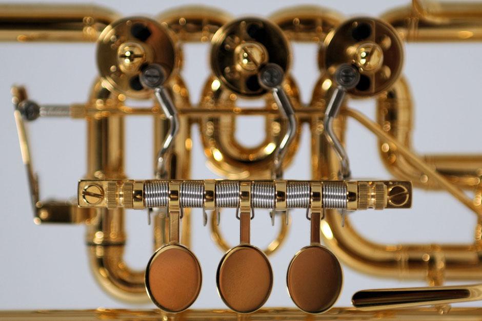 B-Trompete Ricco Kühn Modell T 063 B