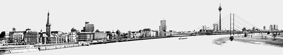 Düsseldorf Nachts