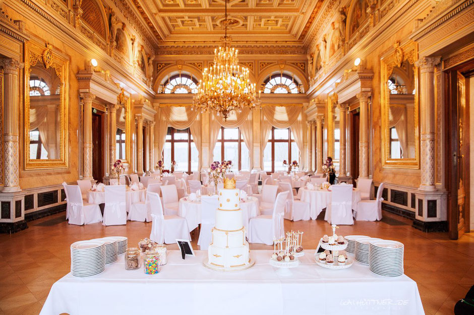Heiraten Schloss Albrechtsberg