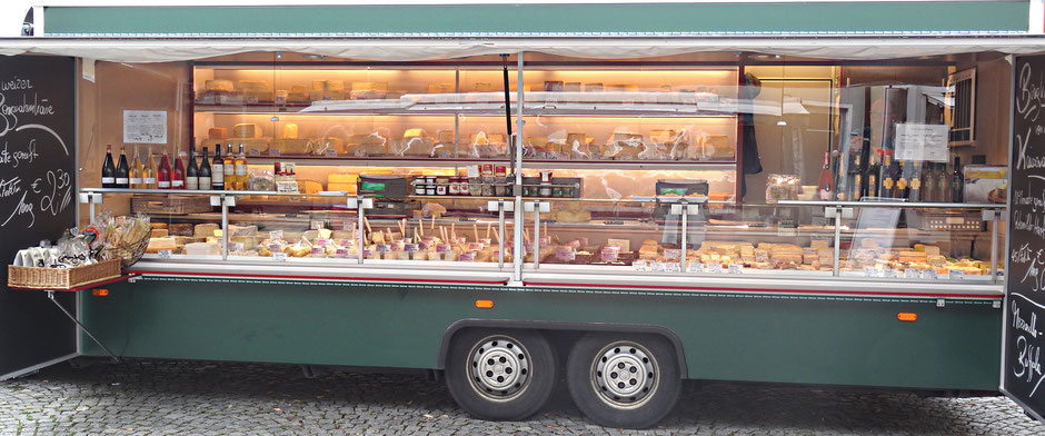 Verkaufsmobil Käse-Ober Grafing