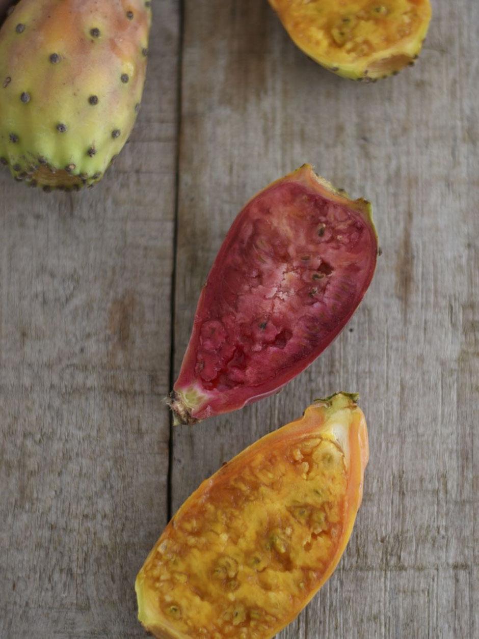Kaktusfeigen-Gelee