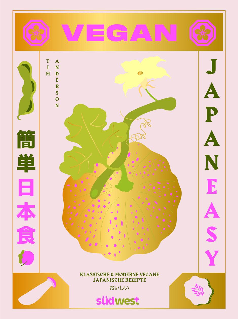 JAPAN EASY VEGAN KOCHBUCHREZENSION