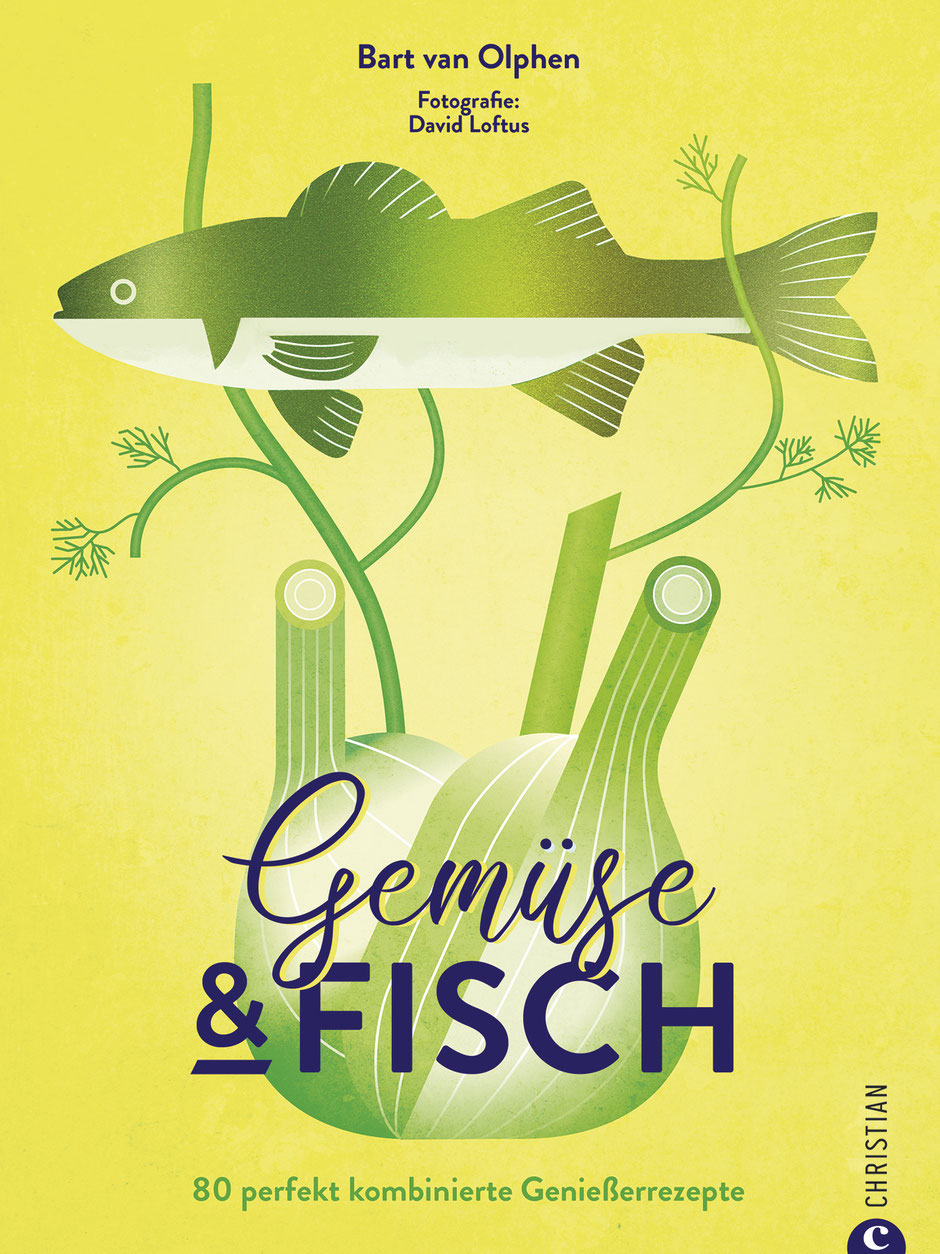 GEMÜSE & FISCH BUCHREZENSION KOCHBUCH