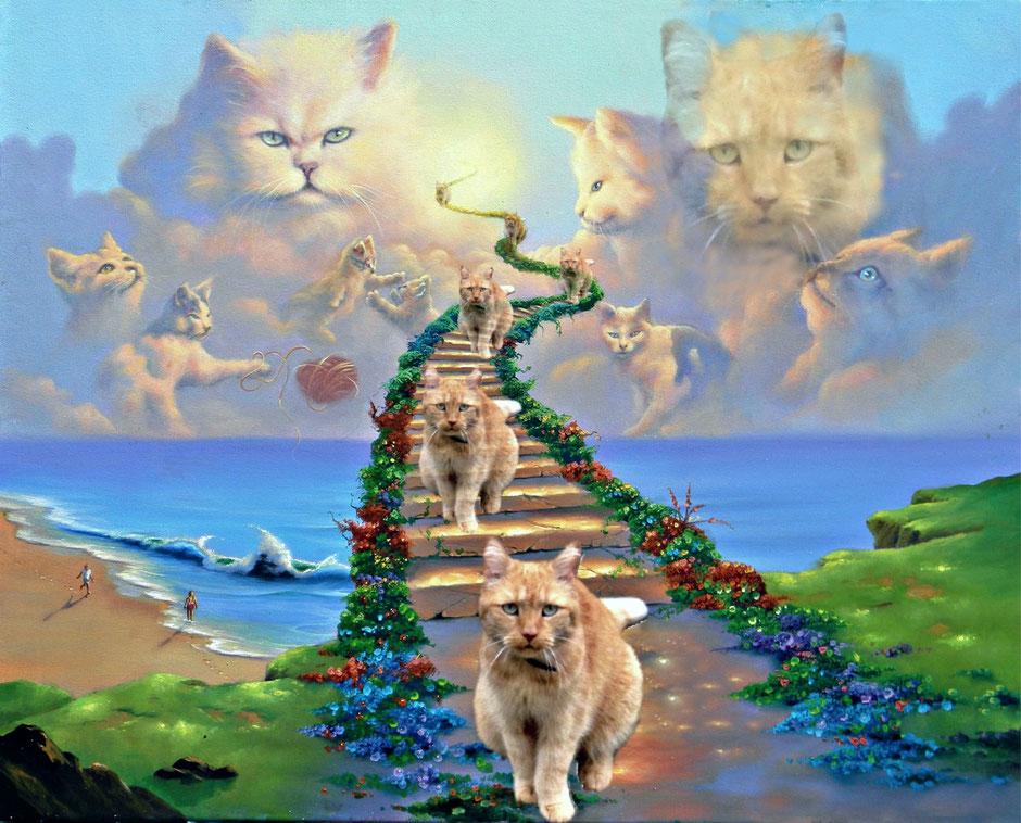 Wenn Liebe einen Weg zum Himmel fände und Erinnerungen Stufen wären, würden wir hinaufsteigen und Dich zurückholen <3 <3 <3