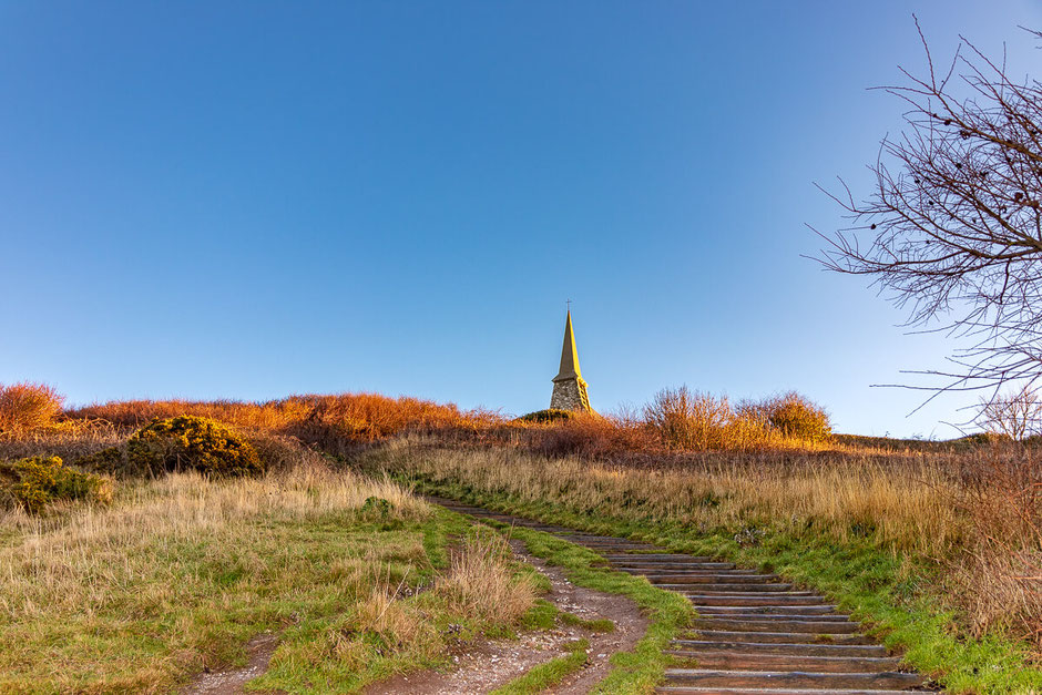 Kapelle, Etretat, Normandie