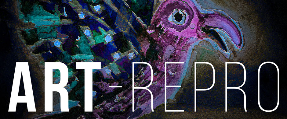 09.01.2020, Artist Harald Lorenz, Fotograf Ralph Oehlmann, Smaragd-Vogel, Art-Repro, Oehlmann-Photography