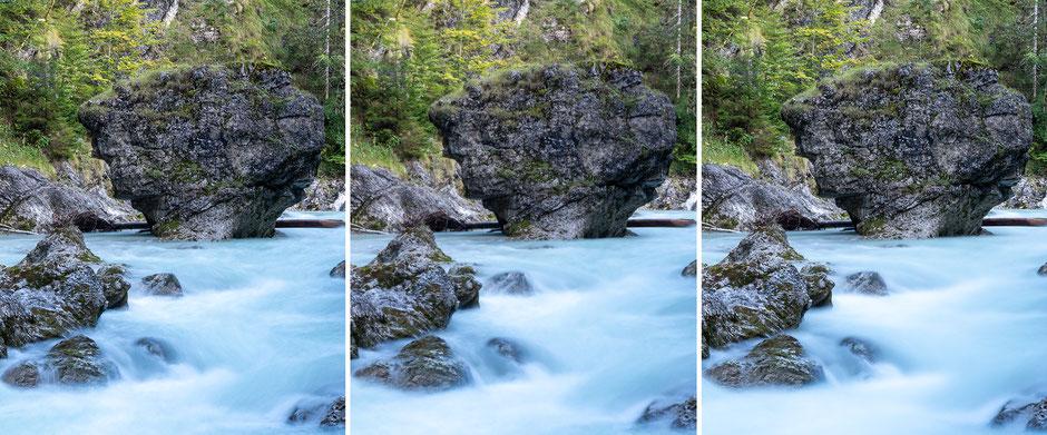 Detail, Langzeitaufnahme, Belichtungsreihe, Risstal, Hinterriss, Dr. Ralph Oehlmann, Oehlmann-Photography
