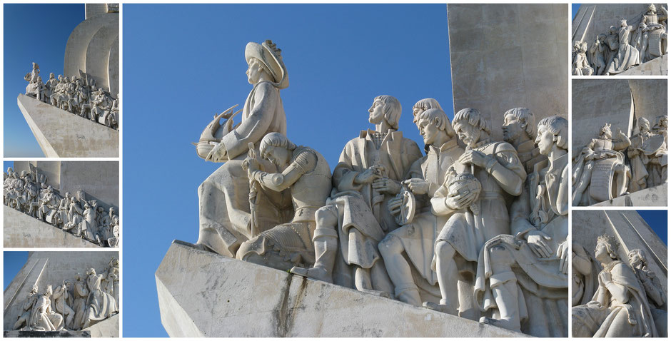 Heinrich der Seefahrer - Denkmal der Entdeckungen, BlogStomp, Dr. Ralph Oehlmann, Oehlmann-Photography