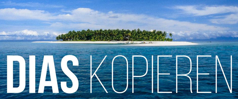 Blog-Banner, Dias Kopieren, Ein Projekt nicht nur für Regentage..., Dr. Ralph Oehlmann, Oehlmann-Photography