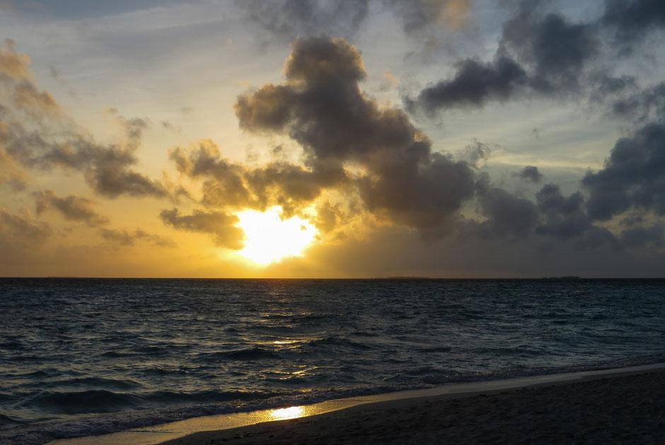 Sonnenuntergang, Embudu Island, Malediven, Oehlmann-Photography, Dr. Ralph Oehlmann
