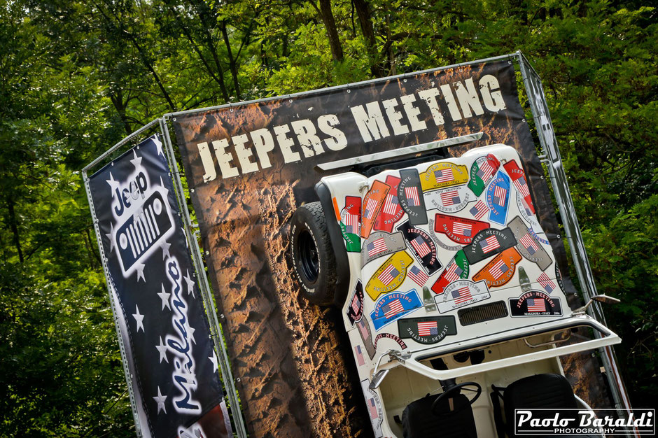 bruno tinelli jeepers meeting