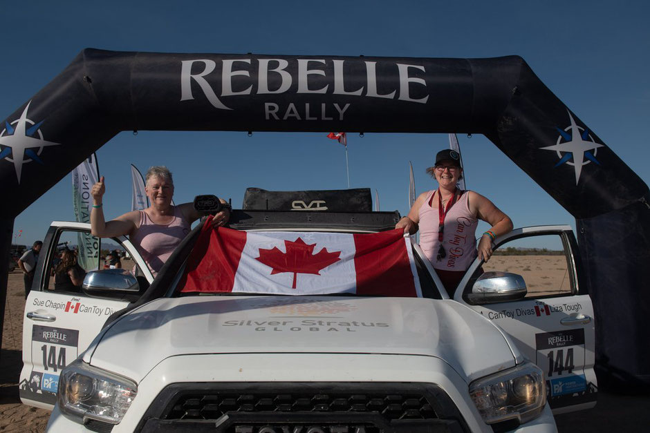rebelle rally 2020