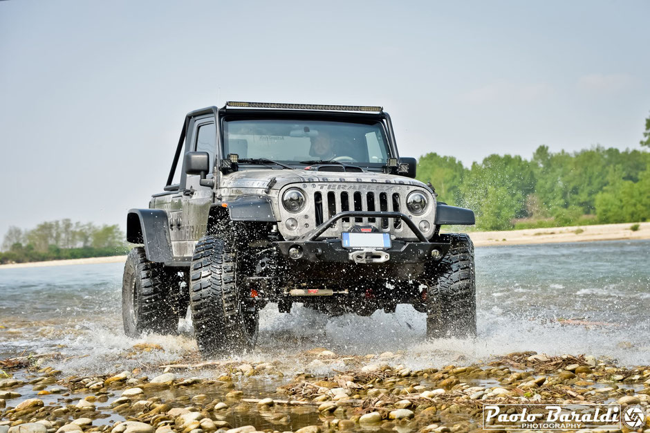 jeep wrangler road worrior