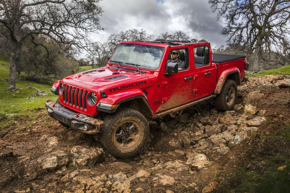 camp jeep san martino di castrozza gladiator