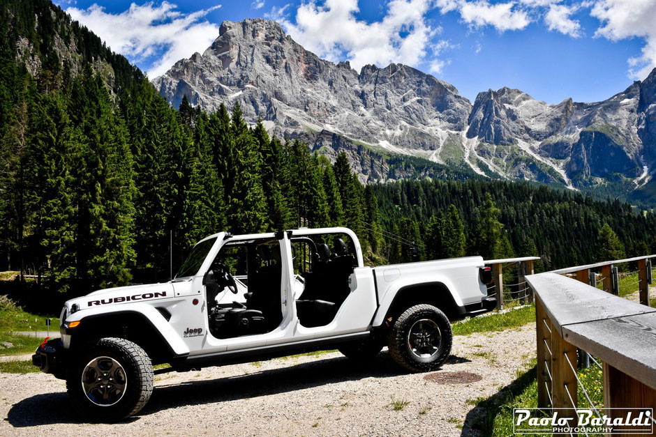 jeep gladiator camp jeep san martino di castrozza