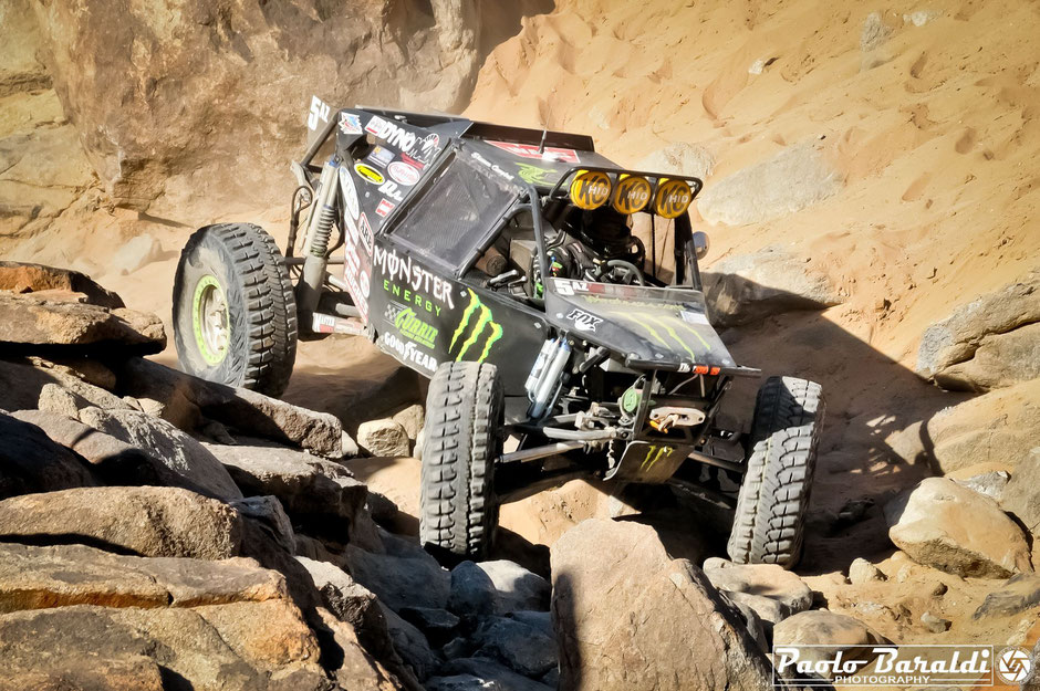 shannon campbell king of the hammers 2011