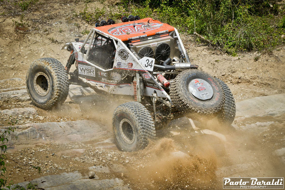 ultra4 europe king of poland nicolas montador