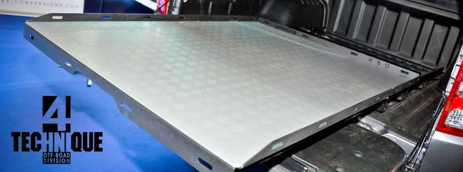4 technique bed slider upraks