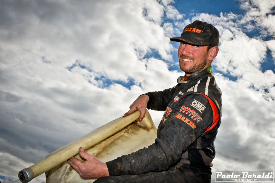 Jim Marsden - Gigglepin Racing driver