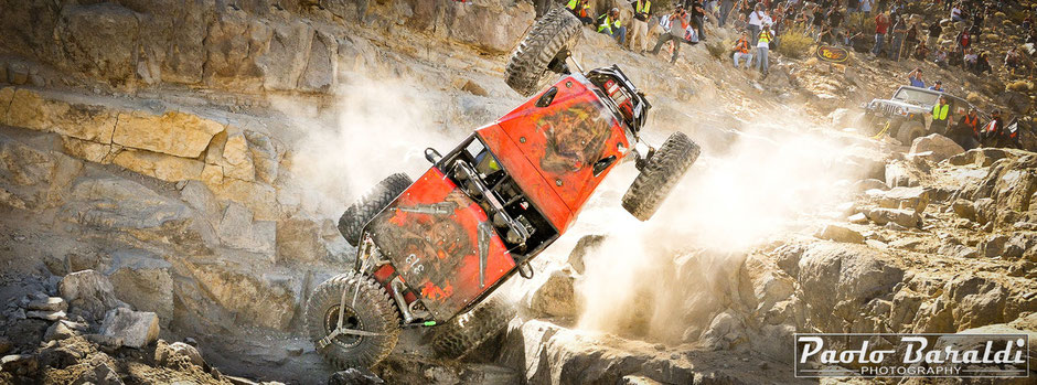 king of the hammers storia