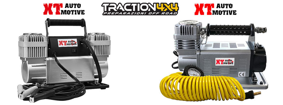 traction 4x4 compressore aria