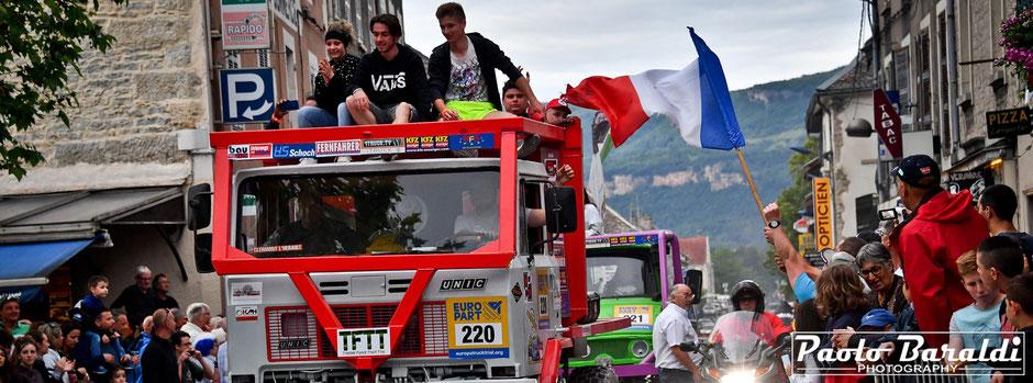 europa truck trial montalieu vercieu raimu motor sport