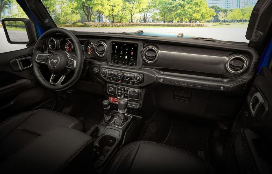 jeep wrangler rubicon 392 hemi