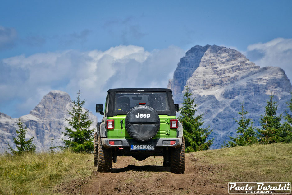 camp jeep san martino di castrozza