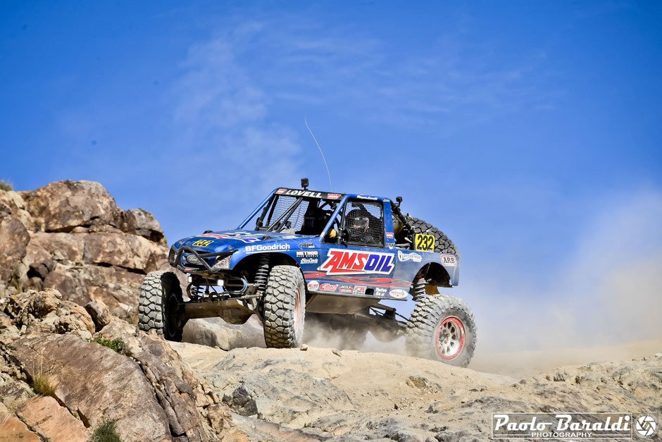 king of the hammers Brad Lovell