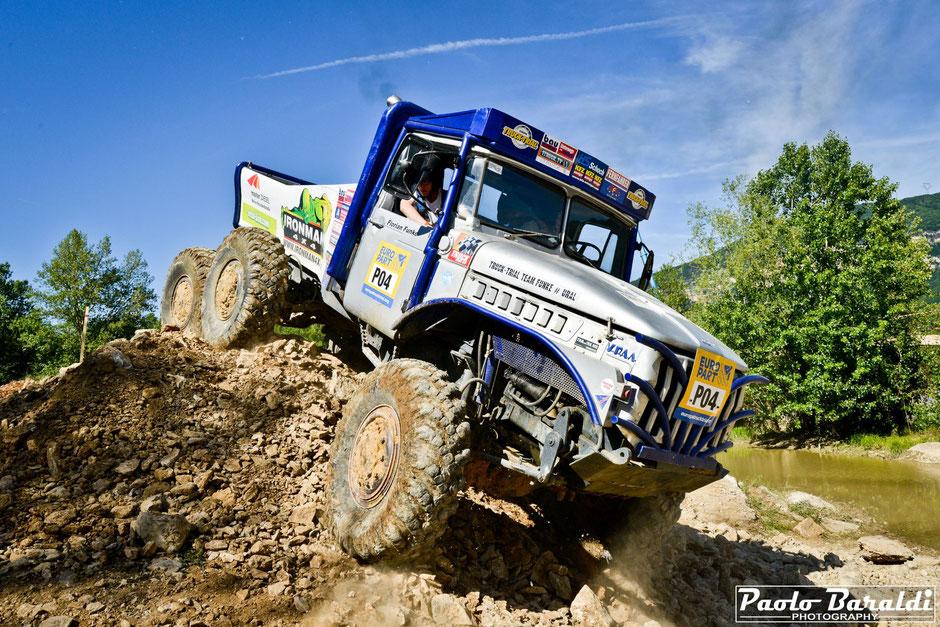 europa truck trial france montalieu montalieu