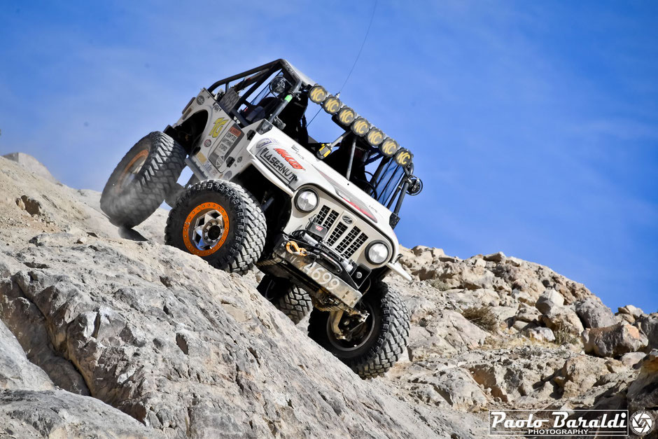 king of the hammers 2020 Jesse Haines