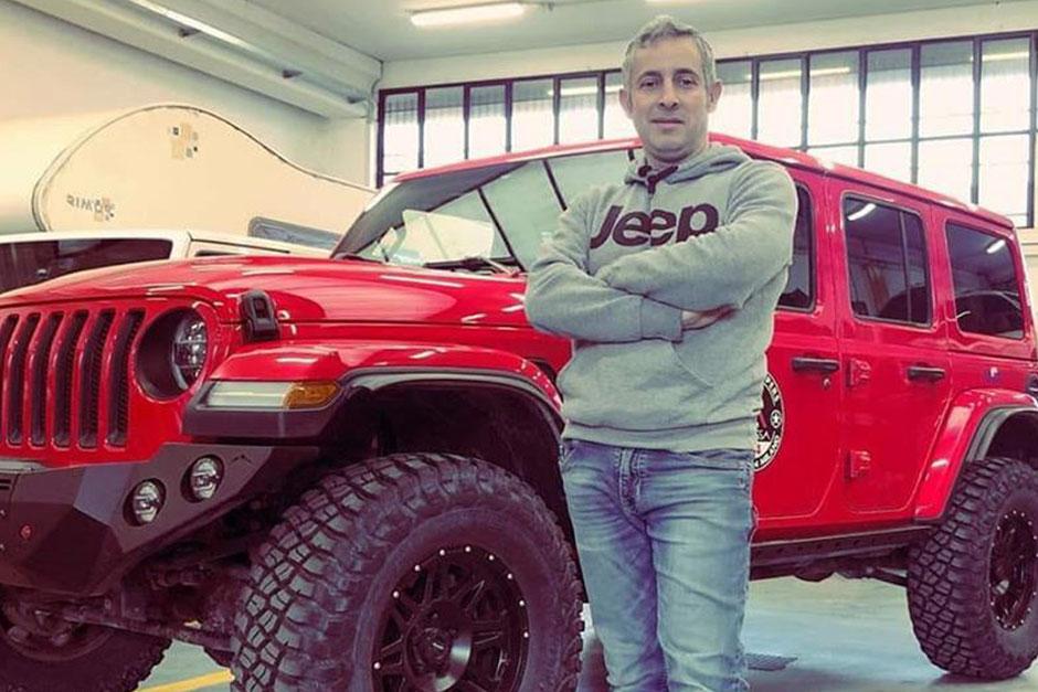 massimo larossa manutenzione jeep