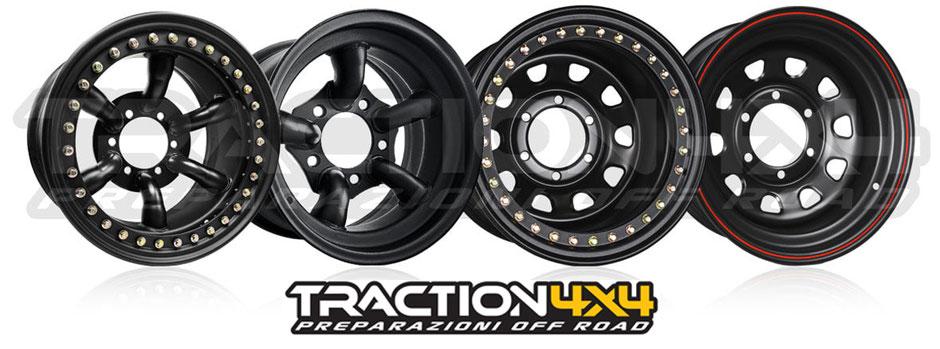 traction 4x4 cerchi xt automotive